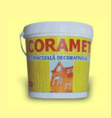 Plasterings decorative