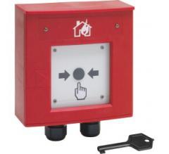 Sensors electric-contact (sensors of secret alarm)