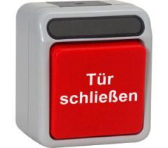 Cheie de eliberare ale suprafeţei de montare pentru sisteme automate de blocare a uşii