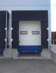 Containers isothermal for automobiles