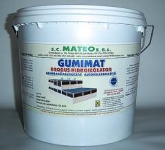 Elastic Waterproofing
