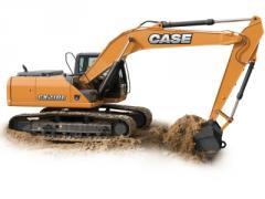 Excavatoare Case 210