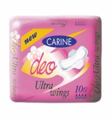 Absorbante Carine Ultra deo