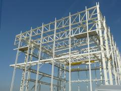 Construcţii şi confecţii metalice