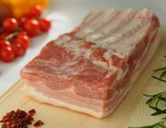 Part of a pork shoulder