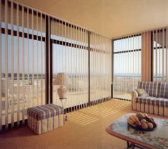 Curtain - venetian blind vertical