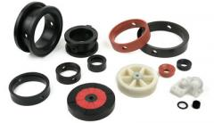 Formed rubber products