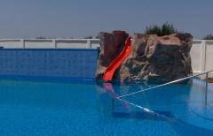 Ameajare piscina casa interioara