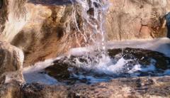 Cascada in parc de agrement