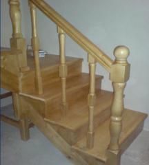 Ladders, wood