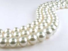 Colier din perle veritabile