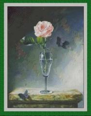 Goblen Trandafir