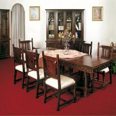 DINING ROOMS -> GOTHIC