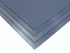 Polyvinyl chloride folders