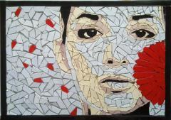 Potrete artistice mozaic
