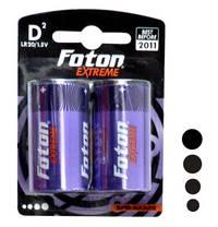 Baterii Super-Alcaline Foton - Extreme LR20