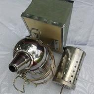 Afumator inox mic - model european