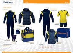 Sport equipping