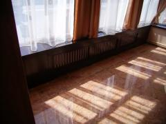 Decorative screens for radiators