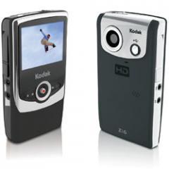 Kodak Zi6 Video Camera De Buzunar (pocket camera)