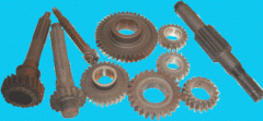 Car reduction gears