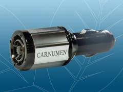 Economizor combustibil, generator de anioni