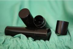 Recipiente cosmetice pachet 150 bucăți negru 5 ml