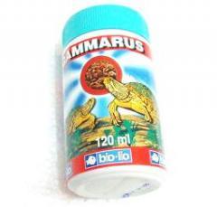 Hrana pentru broaste testoase Bio Lio Gammarus 20 gr/120 ml