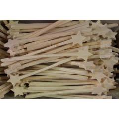 Bagheta magica din lemn masiv