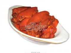 Carne de prepelita marinata gata de pus pe gratar sau in cuptor