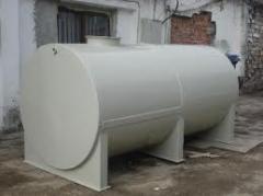 Rezervoare, bazine din polipropilenă, polietilenă
