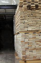 Thermal wood materials