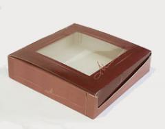 Cutii din carton pentru dulciuri
