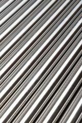 Chrome pipes