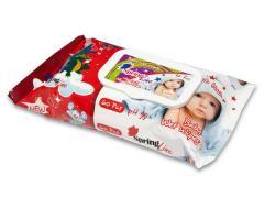 Servetele umede pentru copiii