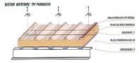 Sound insulating material