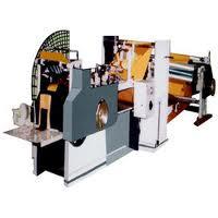 Utilaj pentru fabricarea pachetelor de hârtie