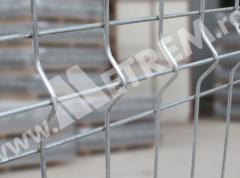Panouri de gard bordurate zincate