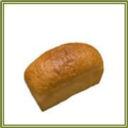 Pâine albă bio în formă