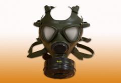 Filtros para máscaras contra gases