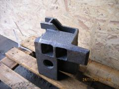 Castings of structural non-alloy steel