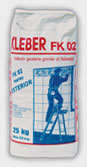 Tile adhesive for exterior use