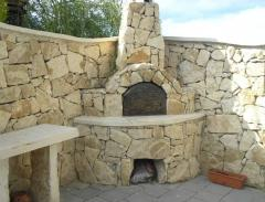 Furnaces for garden