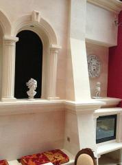 Eléments décoratifs de l'architecture