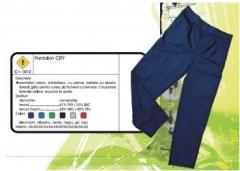Pantalon City