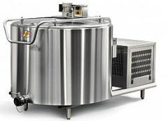 Tanc de racire lapte 100L-2000L