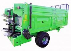 Semitrailers agriculture
