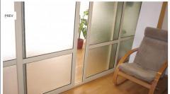 Extensible doors