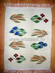 Carpeta traditionala olteneasca
