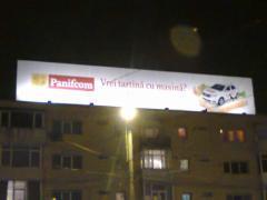 Bannere publicitare stradale